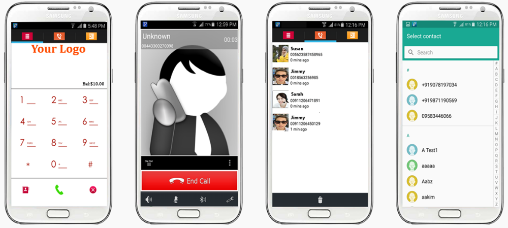 Android Mobile Dialer