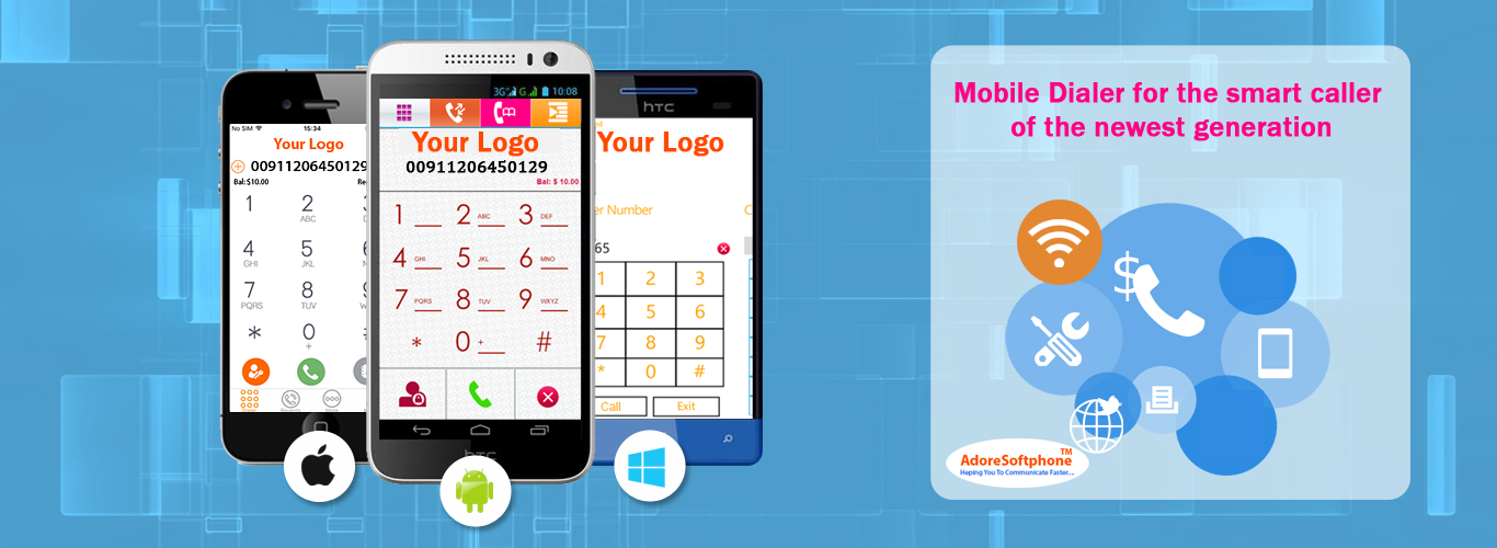 customized mobile dialer