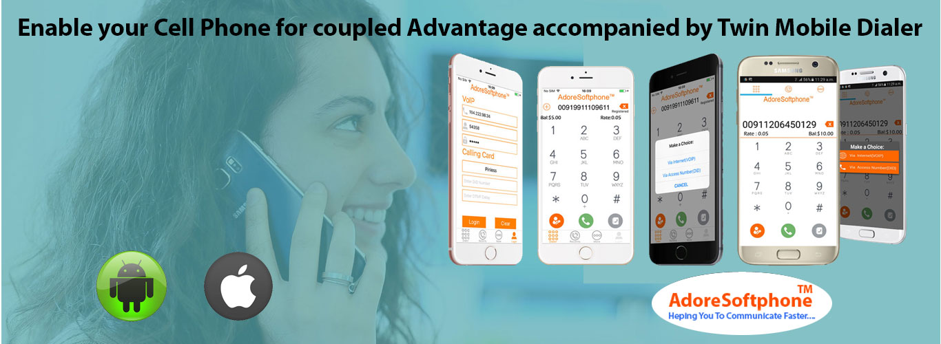 Twin Mobile Dialer