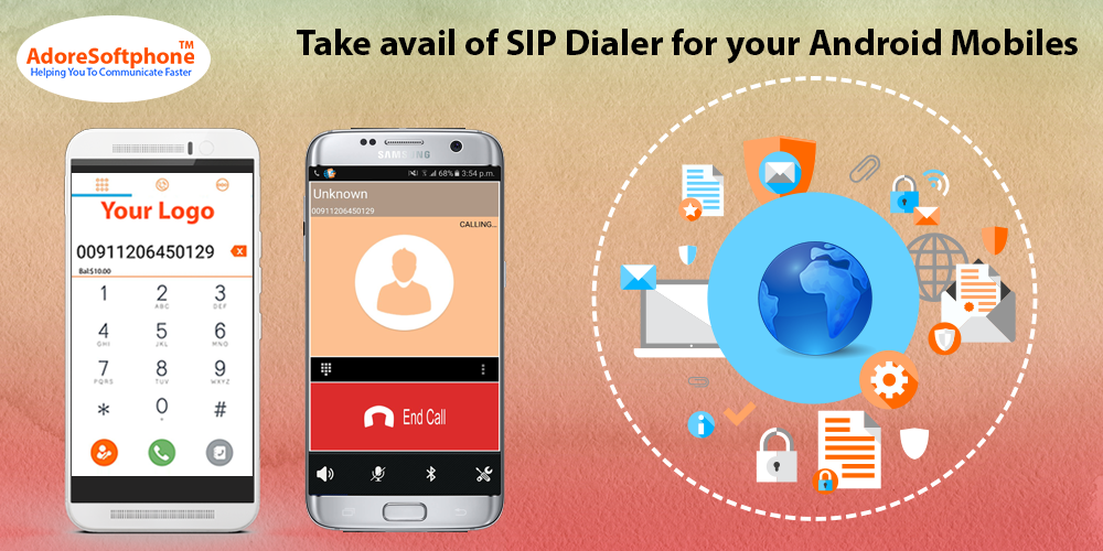 sip dialer android