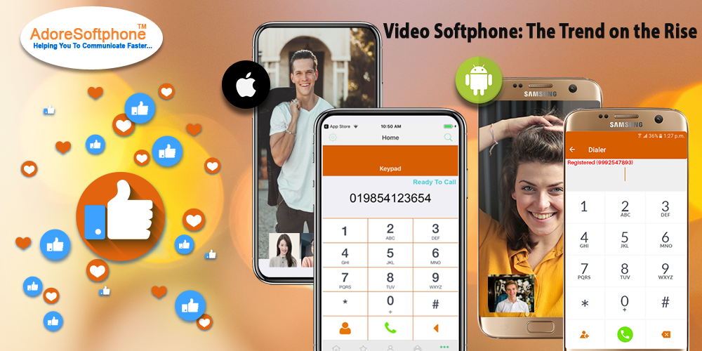 video-softphone